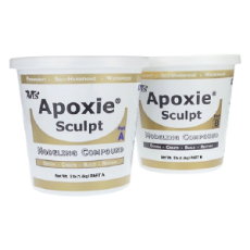 Buy Avies Apoxie Sculpt modelling clay. Supplies online.